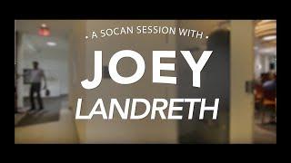 Joey Landreth - SOCAN Session - Gone Girl