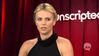 'Snow White and the Huntsman' | Unscripted | Kristen Stewart, Charlize Theron, Chris Hemsworth