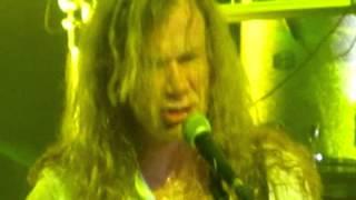 """Megadeth """"A Tout Le Monde"""" 01/05/2014 Estadio Malvinas Argentinas"""