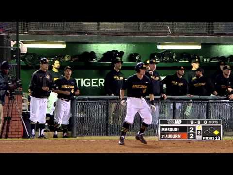 AUHD Game Recap: Baseball vs. Missouri Game 2