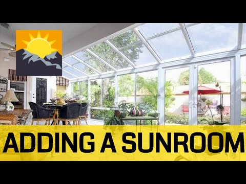 Adding a Sunroom | Marc & Mandy Show