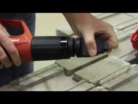 Array - how to replace the piston and buffer on your hilti dx 460   youtube  rh   youtube com