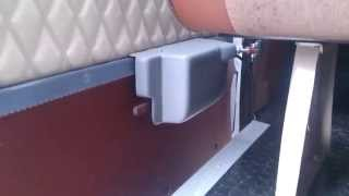 видео электропривод сдвижной двери для микроавтобусов