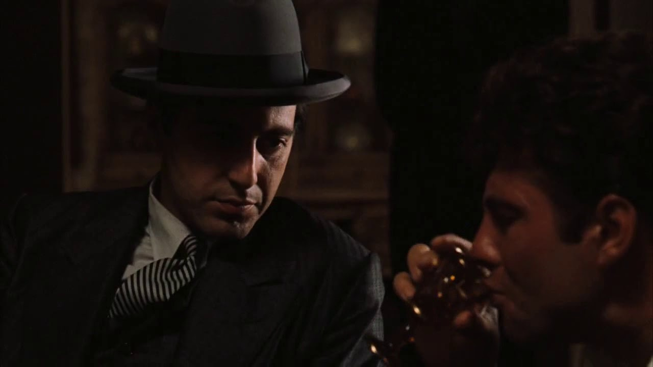 The Godfather Part I 1972 (Scene in Hindi)