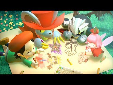 Kirby Star Allies - New Dream Friends Ending + Final Boss