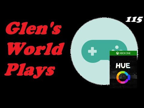Glen's Word Plays Hue on XB1 - Ep 115