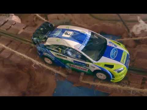 FORD FOCUS WRC  2006 NINCO TESTING