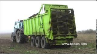 видео Продажа техники для внесения удобрений