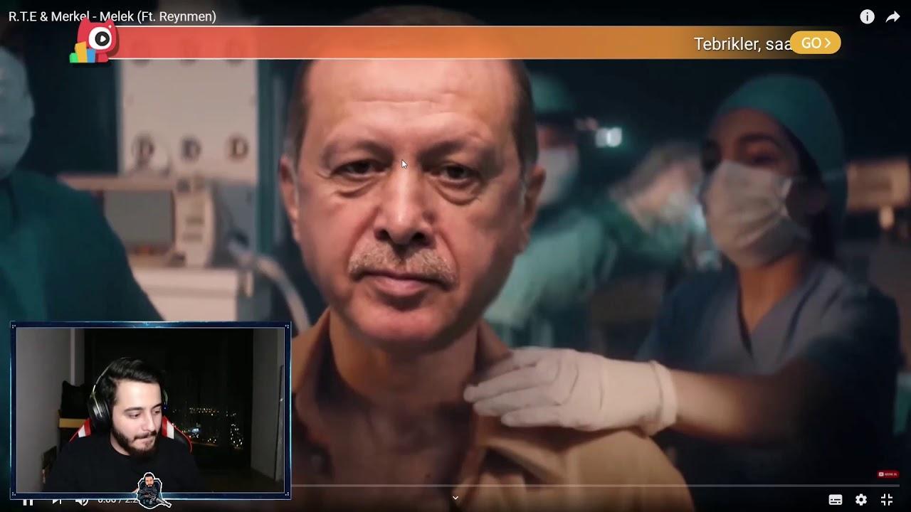 Vural Üzül 'BarışG ama 1 Saat Korkuyor' ve 'Edit Reyiz RTE&Merkel-Melek' İzliyor!