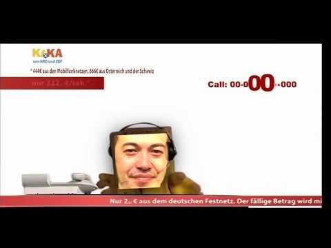 YouTube Kacke - Bernd das Kot - Call-Nein
