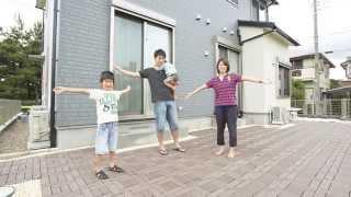 vol.72【東宝ハウス船橋】Yさんご家族×津田 宗広