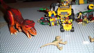 Dino Attack Part 5