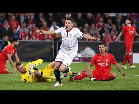 Liverpool vs sevilla 1-3 all goals & extended highlights europa league 2016 - final hd    eufa fs2