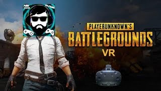 PUBG VR - ببجي الواقع الافتراضي | مع لاعب الفلسطيني
