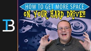 How To Get Space Back on Your Hard Drive (Get Gigabytes of Storage Back Easily!)