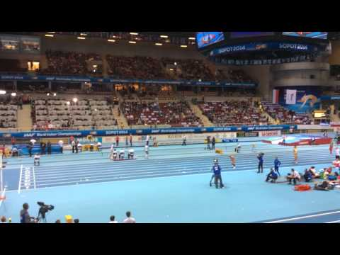 Inika McPherson 1.92m World Indoor Championships