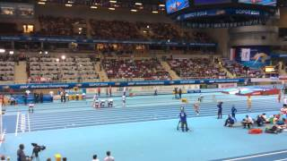 Inika McPherson 1.92m World Indoor Championships