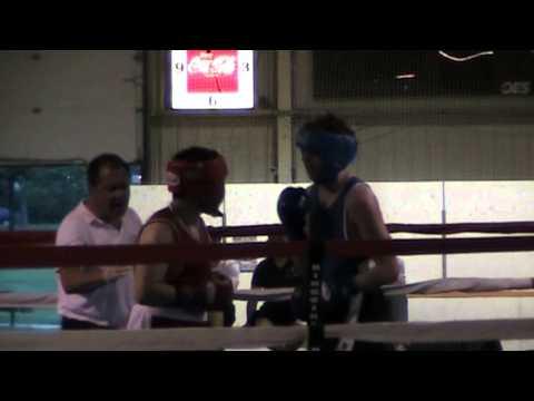 Fight 2  VS Thomas Rivas