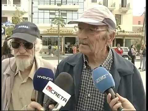 Haha,Greek old man ruins interview