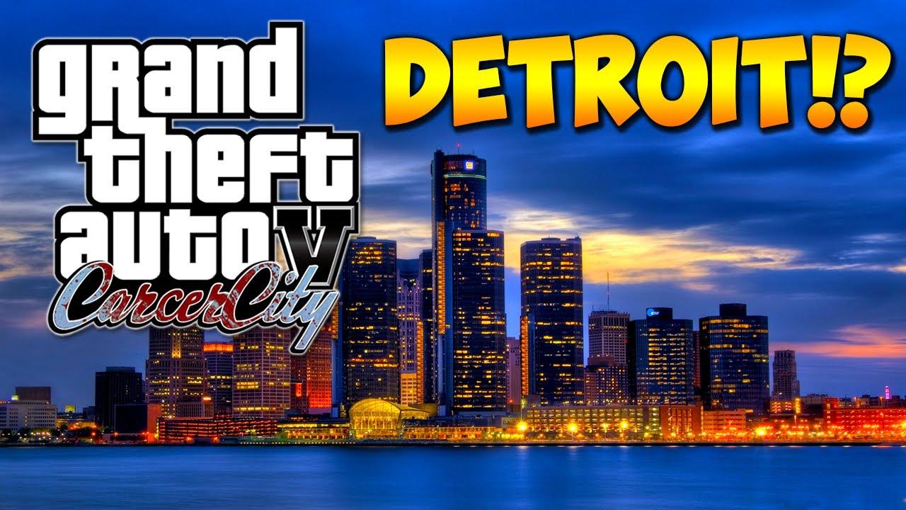 GTA Theory Taking Place In Carcer City GTA VI YouTube - Gta 6 london map
