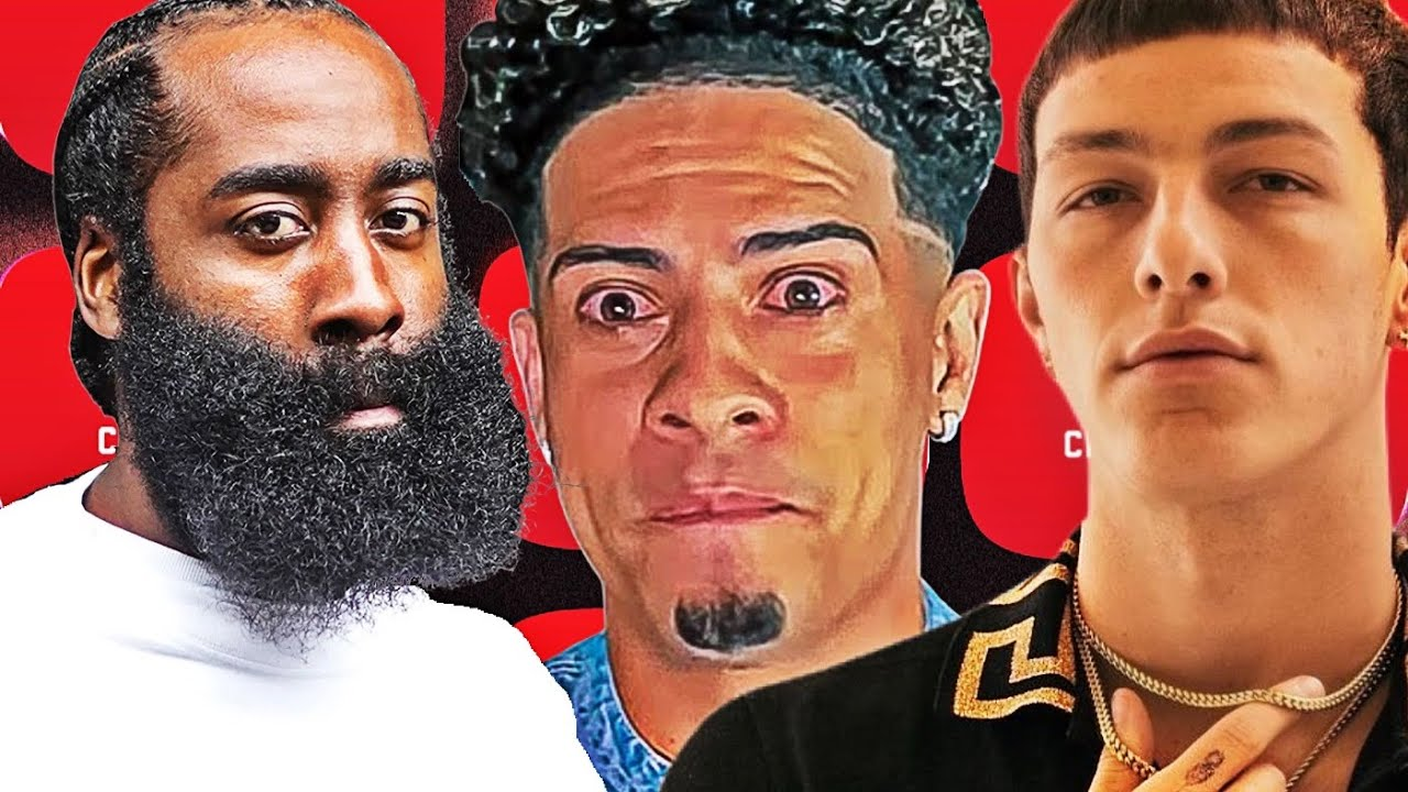 """AUSTIN MCBROOM """"SUED"""" AGAIN BY JAMES HARDEN AND TAYLER HOLDER!?"""