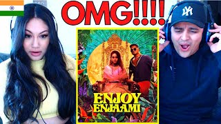 *OMG* Dhee ft. Arivu - Enjoy Enjaami (Prod. Santhosh Narayanan) REACTION
