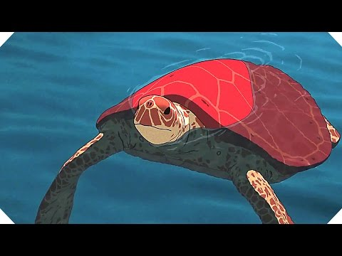 LA TORTUE ROUGE : les Extraits du Film (Animation - Cannes 2016) streaming vf