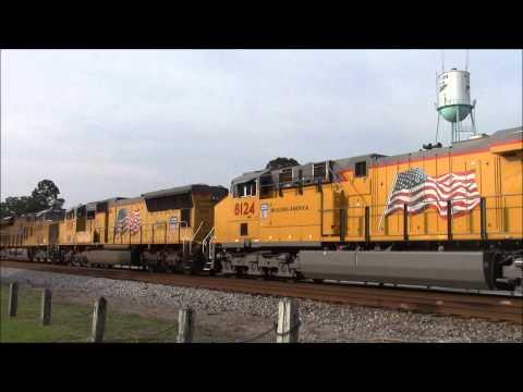 Tour of Union Pacific Locomotive