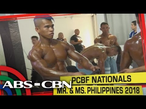 Sports U: PCBF Nationals Mr. & Ms. Philippines 2018
