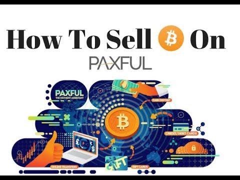 How to trade bitcoin on paxful