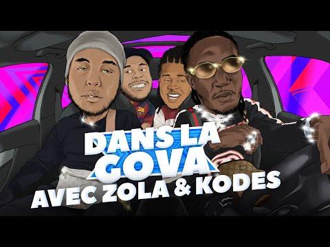 "DANS LA GOVA avec Zola & Kodes | ""Cicatrices"" en EXCLU !"