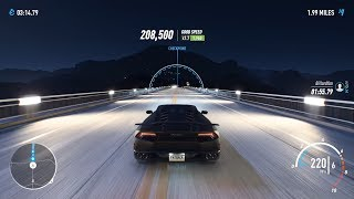 Need For Speed Payback - LV399 Lamborghini Huracan Coupe Race spec is the best Lambo in the game