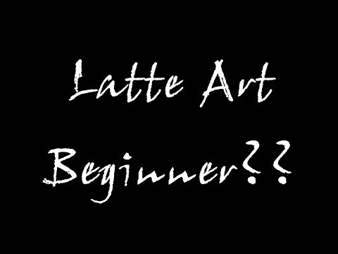 [Rec.18] Latte Art Basic - Pouring Speed