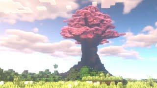 【ドズぼん】 2ヶ月の集大成!!勝手にドズボンワールドに超巨大桜作ったったww…