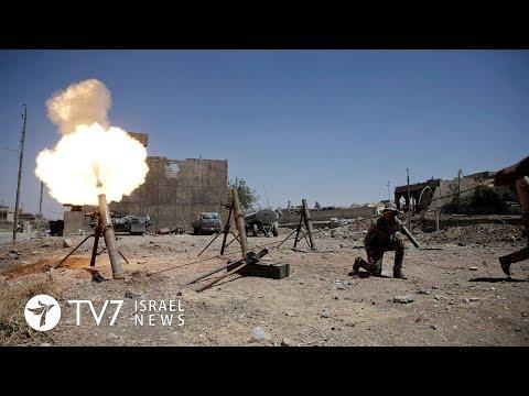 Palestinian Islamists fire heavy barrage of mortars toward Israel - TV7 Israel News 29.05.18
