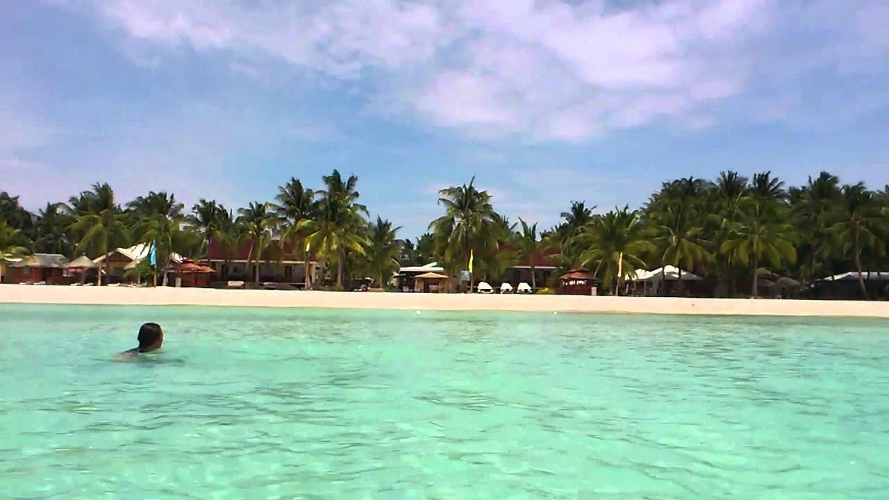 Philippines 2017 Fantastic Anika Beach Resort Bantayan Island Cebu Gopro You