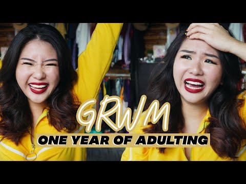 CHATTY GRWM | Adulting, Freelancing, Dating