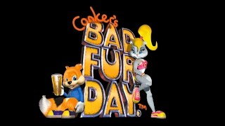 Conker´s Bad Fur Day Intro