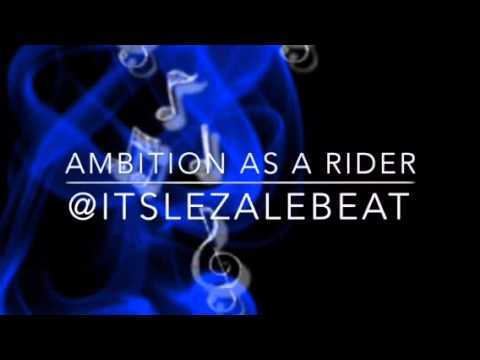 Ambition as a rider' 2pac type beat instrumental 2015