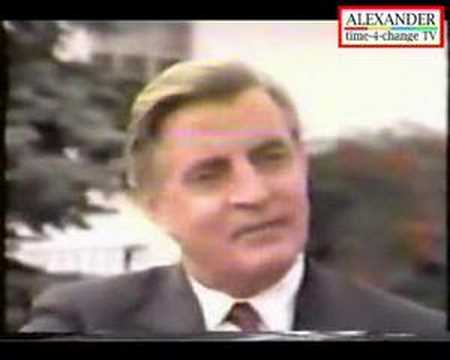 US Democrats - Walter Mondale 1984 Video 6