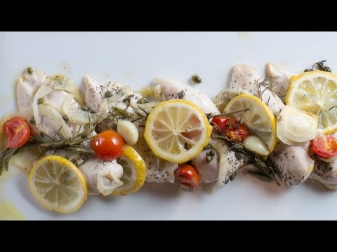 Schwan's Chef Collective Recipe: Baked Chicken in Parchment Paper