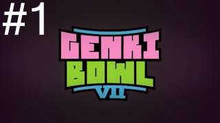 Saints Row: The Third: Genki Bowl VII DLC HD Playthrough Part 1 | DanQ8000
