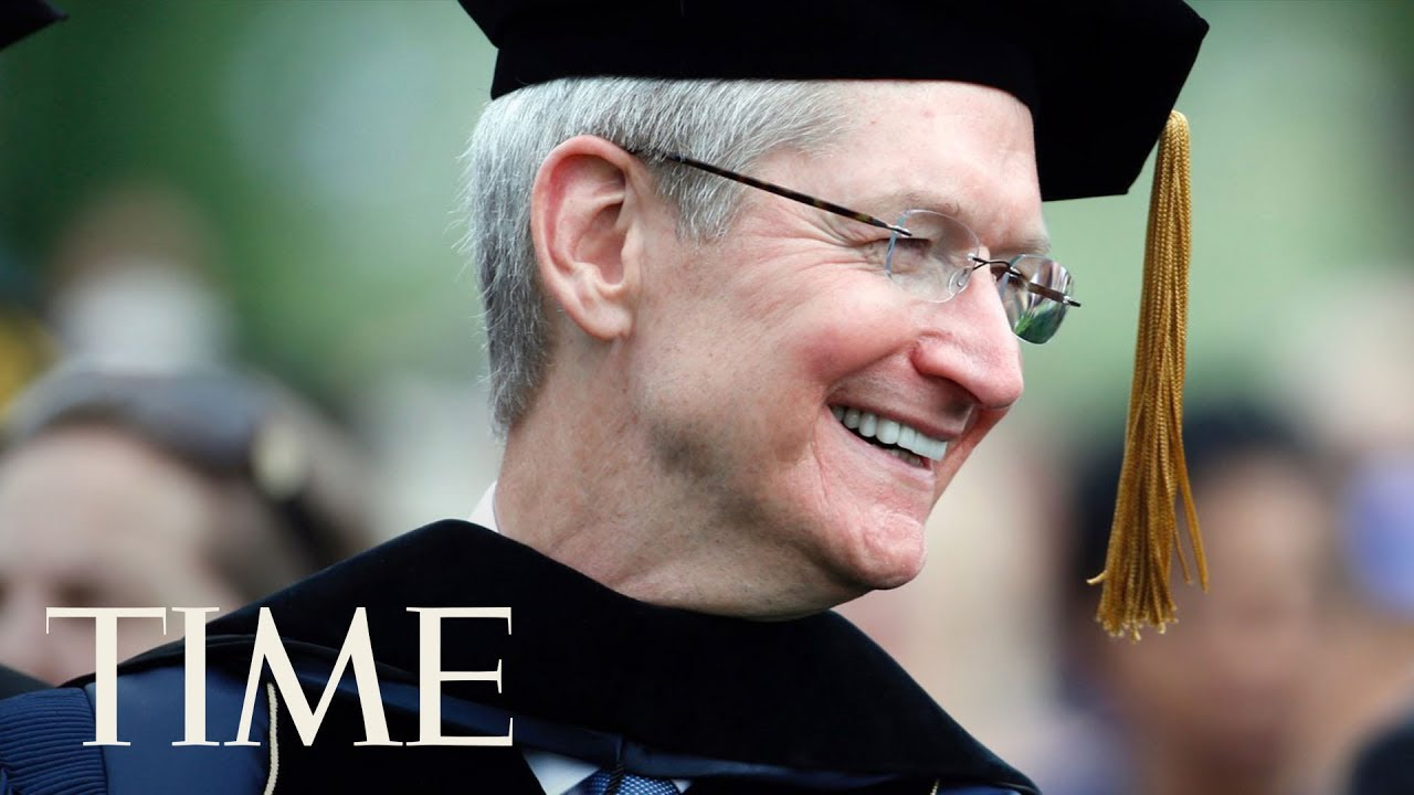 Apple CEO Tim Cook to speak at MIT commencement