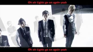 BEAST \ B2ST - 비스트 - LIGHTS GO ON AGAIN [FULL] - ROMANIZATION AND ENGLISH SUB [HD]