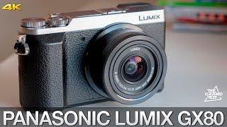 Panasonic GX80 : l'hybride 4K ultra stabilisé