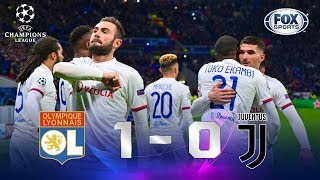 Lyon - Juventus [1-0] | GOLES | Octavos de final (ida) | UEFA Champions League