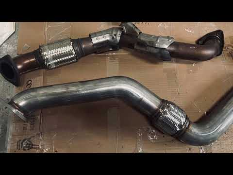 awe track edition exhaust fk8 civic type r install and sound clip