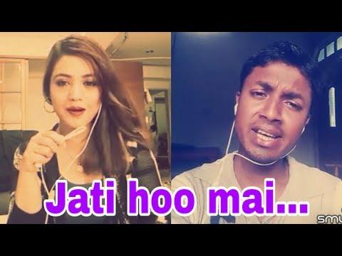 Jati hoon mein ( Karan Arjun ). My karaoke 127.