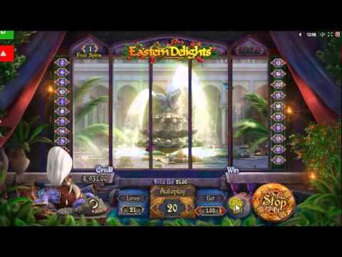 eastern delights описание игрового автомата