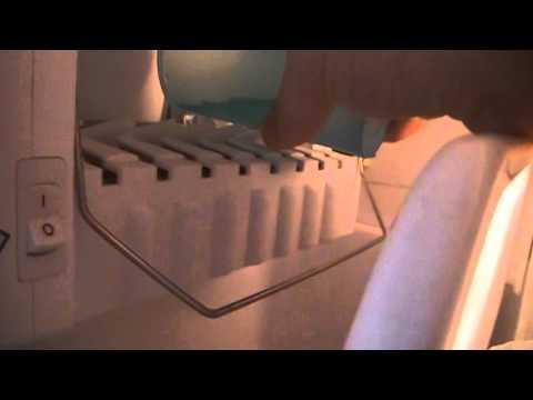 hook up refrigerator ice maker